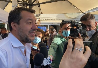 """SALVINI: """"IN TOSCANA SERVE UN CAMBIAMENTO CON IL CENTRODESTRA"""""""